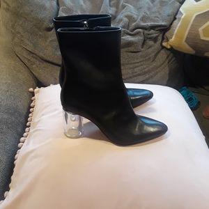 COPY - COPY - Zara leather ankle boots